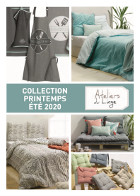 Catalogue Les Ateliers du Linge