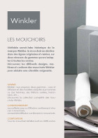Mouchoirs Winkler